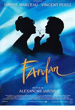 PUBLICITE ADVERTISING 054  1993  film SOPHIE MARCEAU & VINCENT PEREZ FANFAN