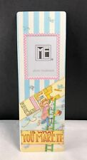 Mary Engelbreit Photo Bookmark Life Is What You Make It