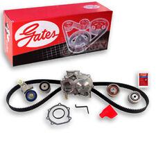 Gates Timing Belt Water Pump Kit for 2006-2009 Subaru Outback 2.5L H4 - mv