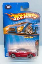 2625 HOT WHEELS / CARTE US / FINAL RUN 2004 / BUICK WILCAT 1/64