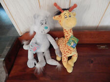 Dr. Seuss Plush Toys (Lot of 2)