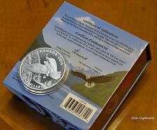 "2014 - Canada $100  ""BALD EAGLE"" - Wildlife in Motion series"