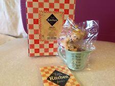 """My Little Kitchen Fairies """"Chocolate Chip Fairie"""" 2009 Nib"""