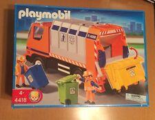 Playmobil 4418 Garbage Truck