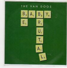 (FL375) The Van Doos, Baby Be Brutal - DJ CD