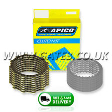 KTM 250SX SX 250 2013-2018 Quality Apico Replacement Clutch Plate Kit