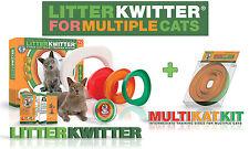 Litter Kwitter + multikatkit Combo