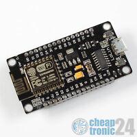 NodeMCU V3.1 Arduino ESP8266 ESP-12 E Lolin Lua CH340 WiFI WLan IoT microUSB