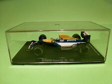 WILLIAMS RENAULT FW 14B - 1992 - NIGEL MANSELL - CANON No 5 - F1 1:43 - NMIB