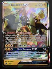 Carte Pokemon TOKORICO SM33 PROMO Pokebox Soleil et Lune GX FR NEUF