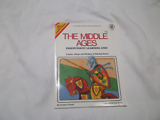 GA1022 THE MIDDLE AGES  PAPERBACK WITH  REPRODUCIBLE PAGES