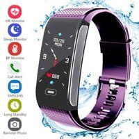 Bluetooth Smart Watch Bracelet Heart Rate Monitor Sport Fitness Tracker-Fitbit