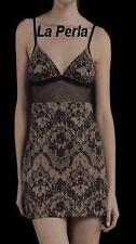 La Perla Pretty Woman Collection M Chemise Slip Sexy Black Beige CLEARANCE New