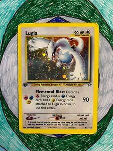 Lugia PSA 8 Neo Genesis 9/111 Holofoil Rare Pokemon