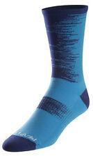 Pearl Izumi 2017 Elite Tall Cycling Socks Blue Depths XL (44+ US 10+)