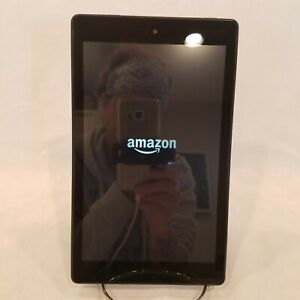 """Amazon Fire HD 8 (8th Generation) 16 GB 8"""" - Black Special Offers"""