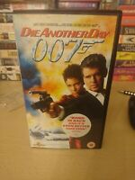 VHS Video James Bond 007 Die Another Day