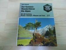 Der Kosmos Wanderführer – Die Alpen – Hans Heierli – 1989