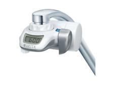 Brita (1037405)  On Tap Sistema de Filtración para Grifo, 600L de Agua Filtrada por Cartucho - Blanco
