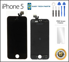 BLACK iPhone 5 5G Assembly Genuine OEM LCD Digitizer  Screen Replacement A1428