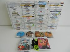 Lot of 168 Nintendo Wii Games - Family Game Night, Epic Mickey