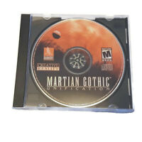 Martian Gothic Unification PC CD-ROM Game Disc In Plain Case 2000 Talonsoft
