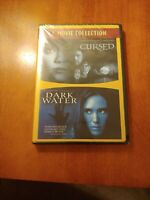 Cursed / Dark Water 2 Movie Collection DVD Like New sealed