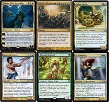 Tamiyo's Tempo (Green Blue White) Deck - Tamiyo - 60 Cards  MTG Magic Gathering