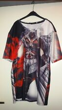 Assassins Creed II Ezio Auditore Da Firenze Shirt T-shirt Tshirt size L