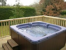 New Year Hot Tub Break before the children go back to school - £400 - 2/1/18