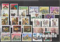 Briefmarken Liechtenstein gestempelt 1990 kompletter Jahrgang Liechtenstein gest