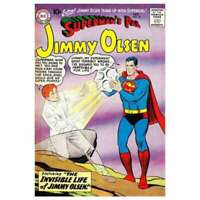 Superman's Pal Jimmy Olsen (1954 series) #40 in VG + condition. DC comics [*bg]