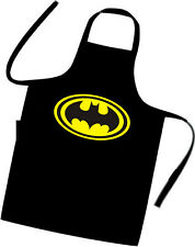 BATMAN / Chefs / Cooks / Apron / BBQ / Birthday / Xmas / Party / COMIC / TV