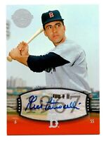 2004 Upper Deck Legends Timeless Team Autograph Rico Petrocelli Boston 1967 HOF