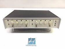 Wavetek 752A Dual Low Pass Brickwall Filter 1 Hz to 100 kHz