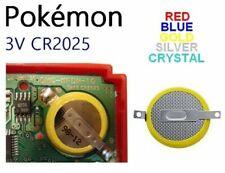 Batteries pour console de jeux vidéo pour Nintendo Game Boy