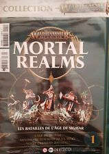 WARHAMMER AGE OF SIGMAR MORTAL REALMS nouvelle édition # 1