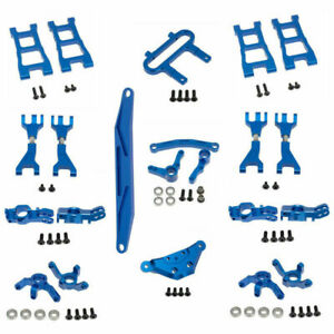Metal OP Upgrade Parts For 1:10 Redcat Blackout XTE XBE SC Racing RC Car Truck