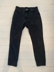 Monki mocki Femme Designer Jeans Taille 24 in environ 60.96 cm taille 28 in Entrejambe environ 71.12 cm
