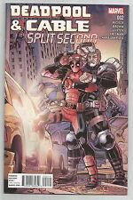 Deadpool & Cable Split Second # 2 * Near Mint