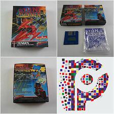 S.T.U.N. Runner un Domark jeu pour le Commodore Amiga testé et de travail très bon état NOS