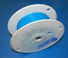 Partial Spool AlphaWire #2885, MIL 16878, Blue (3.25 lbs. wire & spool)