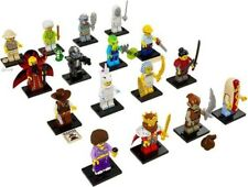 LEGO 71008 MINIFIGURES SERIES 13 COMPLETE SET OF 16  (opened packets)
