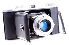 Voigtländer Bessa I mit Vaskar  105 mm f 4,5 mit blauer Vergütung Getestet
