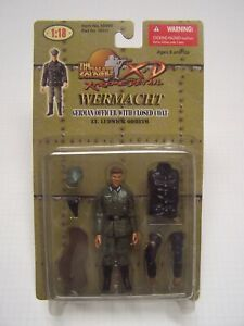 Ultimate Soldier 1:18 XD WWII German Wehrmacht Officer