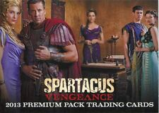 Spartacus Vengeance Promo Card P2