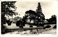 Melton Mowbray. Memorial Gardens # MM 17 by Tuck.