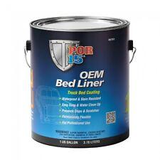 POR15 Bedliner 3.78L Black Truck Bed Coating Texture Brush Paint OEM Bed Liner