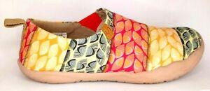 Toledo shoes Li Tai-Po Canvas Art Shoes Size US 7, UK 4.5, EU 38, 24 cm
