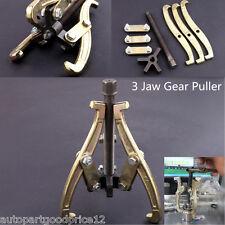 "3 Jaw Puller 3"" 75mm Car Gear Remover Internal External Reversible Pulling Tool"